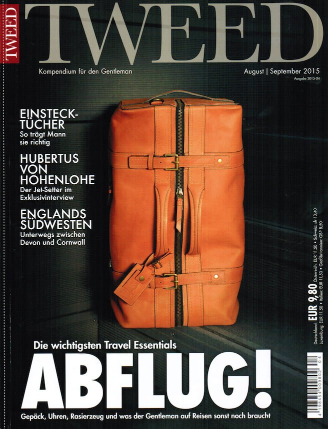 TWEED Ausgabe August/September 2015